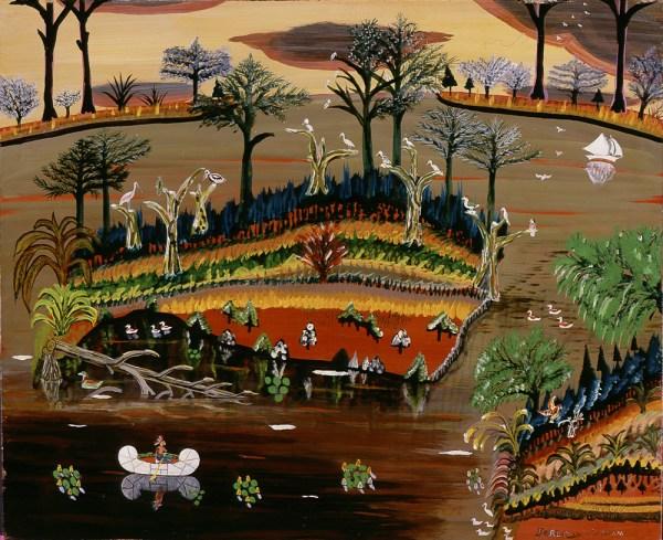 Earl Cunningham America American Folk Art Museum