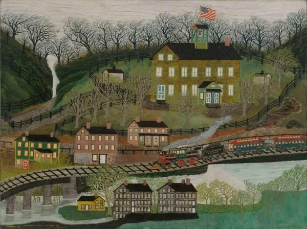 Folk Art And American Modernism Museum