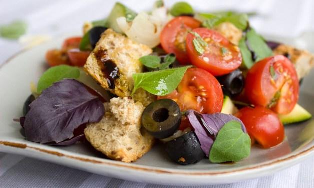 Salat for mannemannen