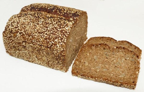 Labkarbo brød med frø