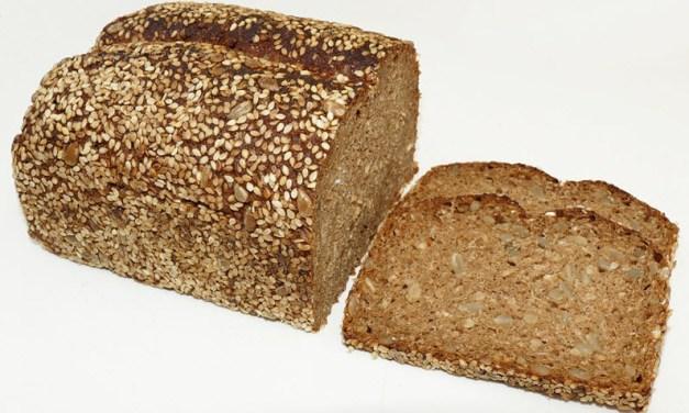 Labkarbo brød med frø og valnøtter