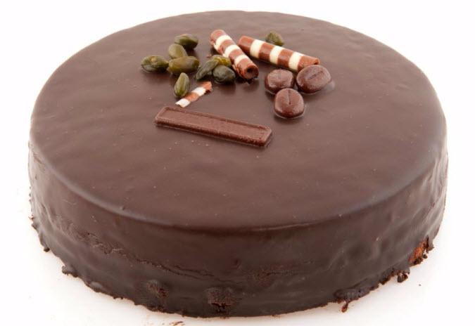 Sjokoladekake har en litt spesiell historie