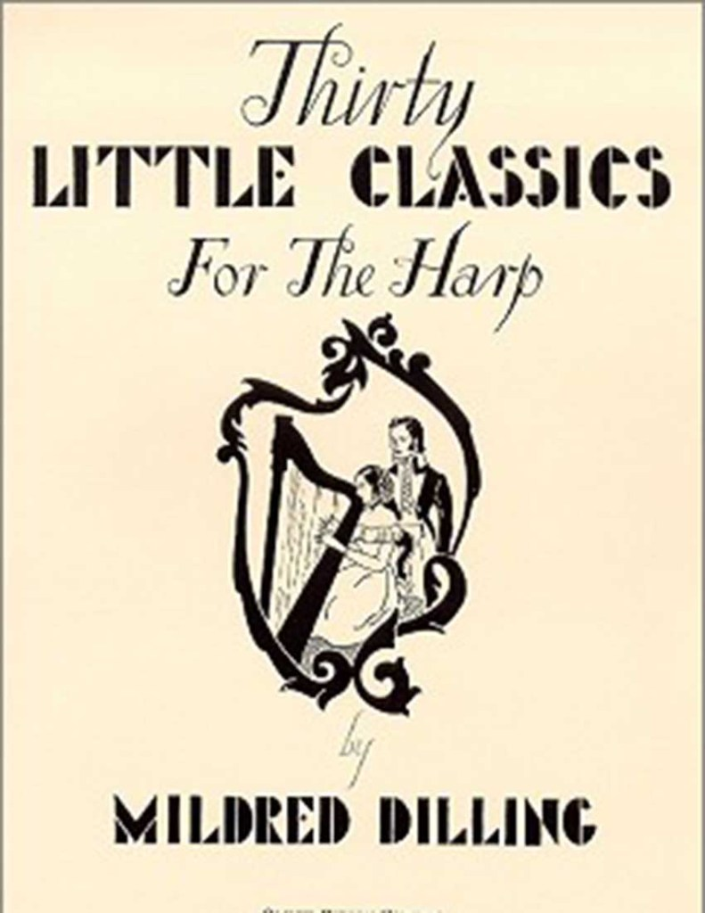 Thirty Little Classics for Harp
