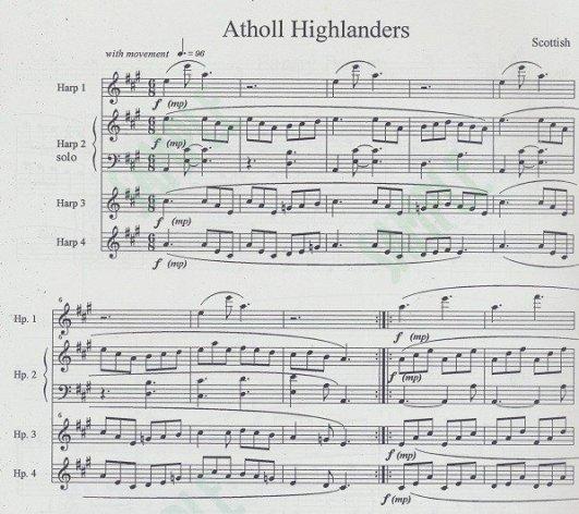 Heaps O' Harps - LZ