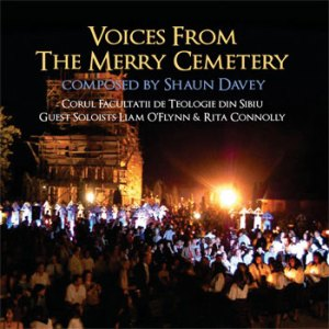 SHAUN DAVEY Voices From The Merry Cemetery