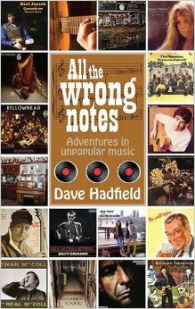 DAVE HADFIELD All The Wrong Notes