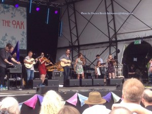 The Elizabethan Session @ Folk By the Oak in 2014