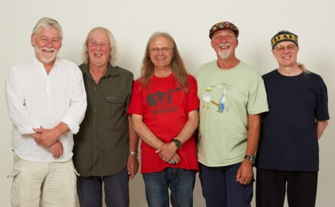 Fairport Convention's Dave Pegg Talks Myths and Heroes