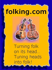 The folking com music archive for album reviews and news