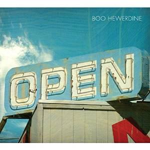 BOO HEWERDINE Open