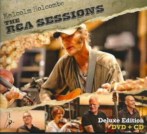 MALCOLM HOLCOMBE  RCA Sessions