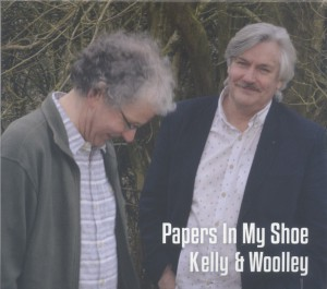 KELLY & WOOLLEY Papers In My Shoe