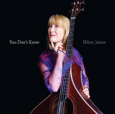 Hilary James announces new album