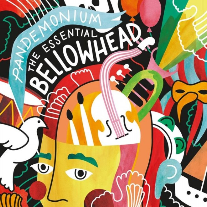 Bellowhead - 'Best Of' album next month