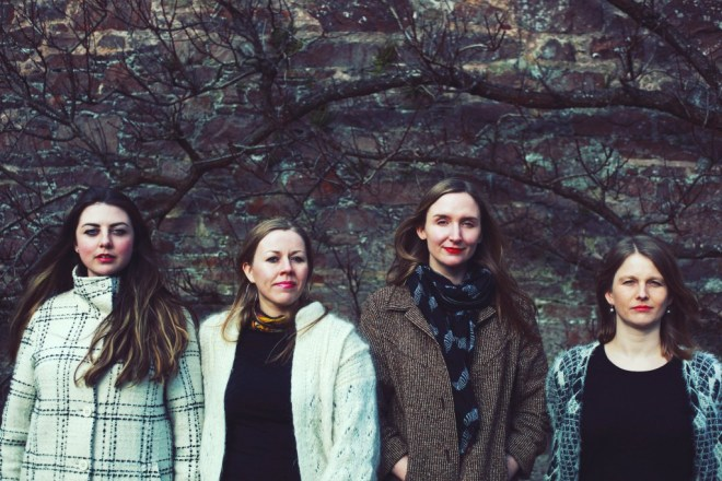 Boreas release MacColl song ahead of debut album