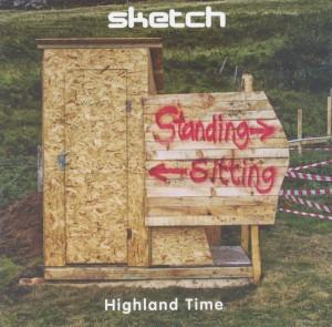 SKETCH Highland Time (Skye Records SRCDX003)