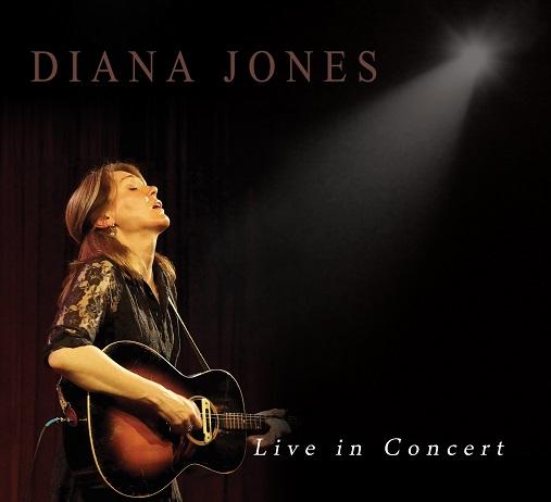 Diana Jones releases live album