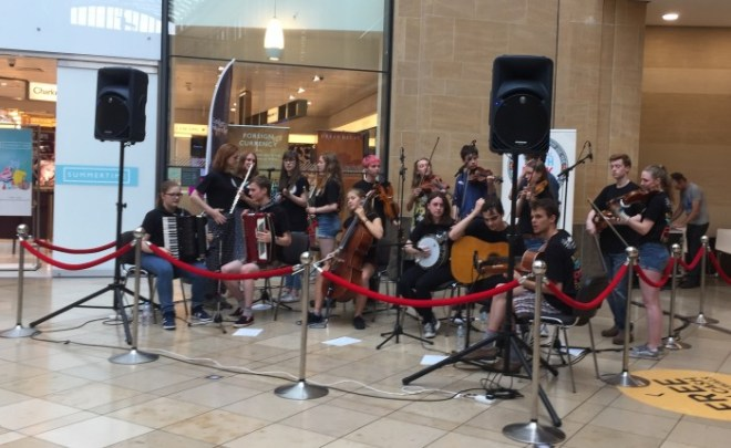 EFDSS National Youth Folk Ensemble