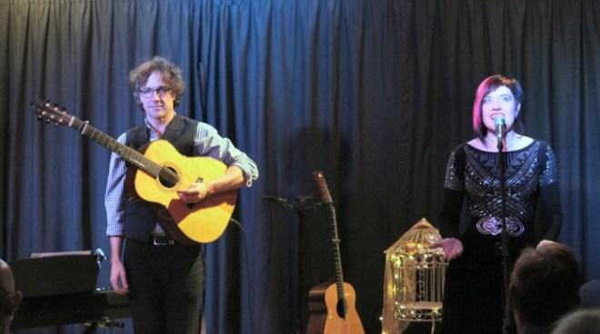 Daria Kulesh and Jonny Dyer