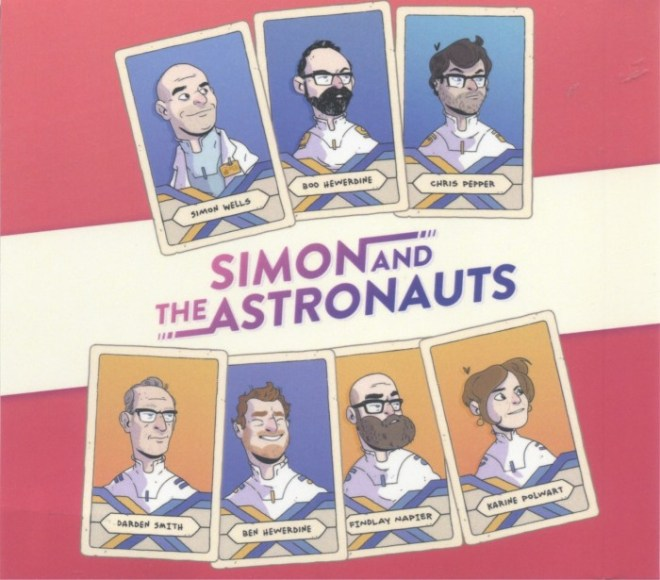 Simon And The Astronauts