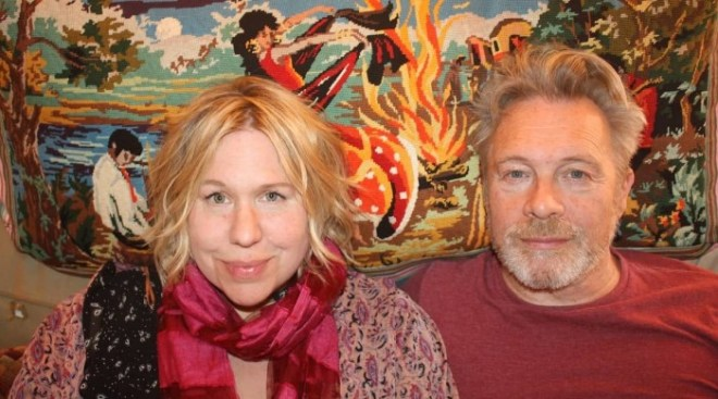 Naomi Bedford and Paul Smmonds