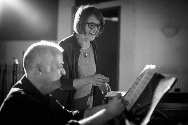 Karine Polwart and Dave Millgan