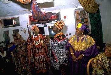 FAF 1997 African Immigrant Culture in Metropolitan