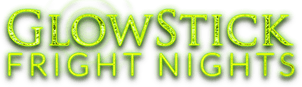 Official Glow Stick Fright Nights logo.
