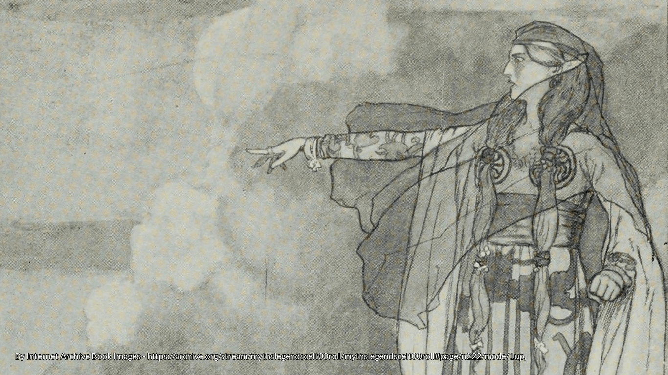 Rolleston: The Curse of Macha, 1857-1920