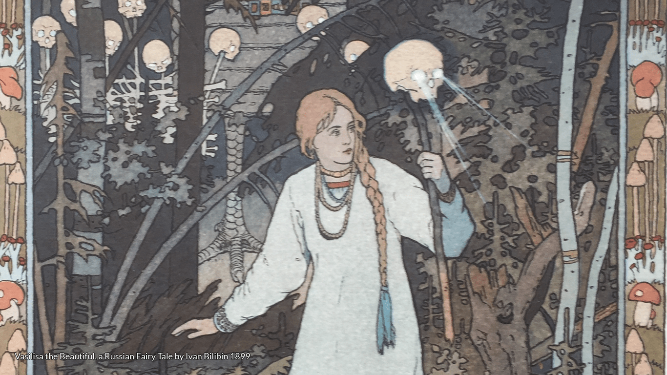 Russian Fairy Tales The Top 5 Women In Russian Folklore