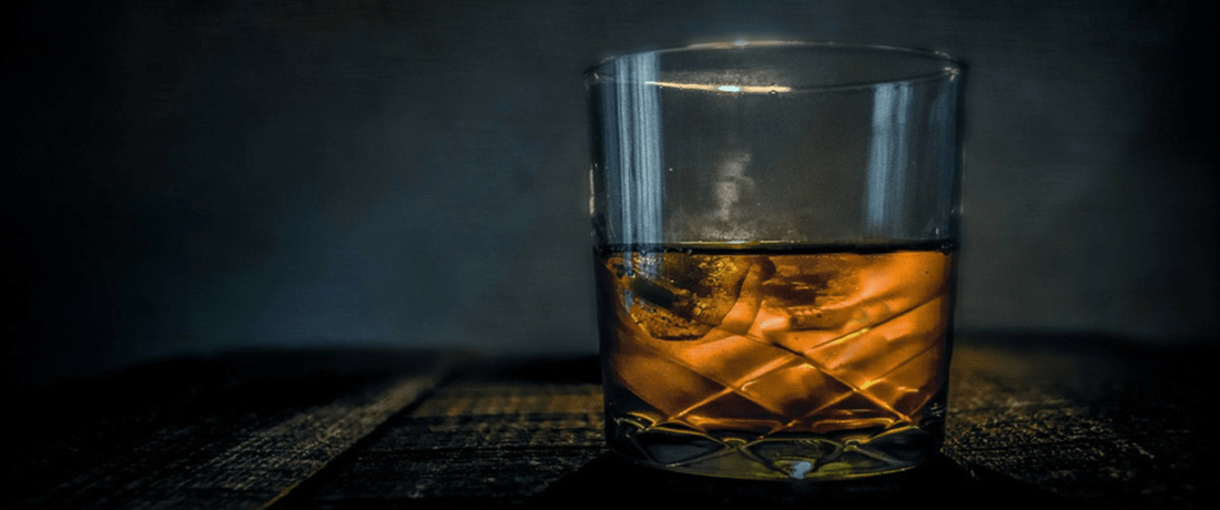 Whiskey is an acceptable drink for a first-footer!