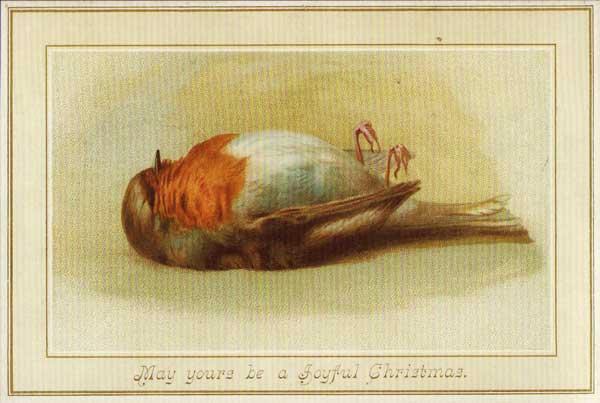 """""""May yours be a Joyful Christmas"""" (via Tea Tree Gully Library)"""