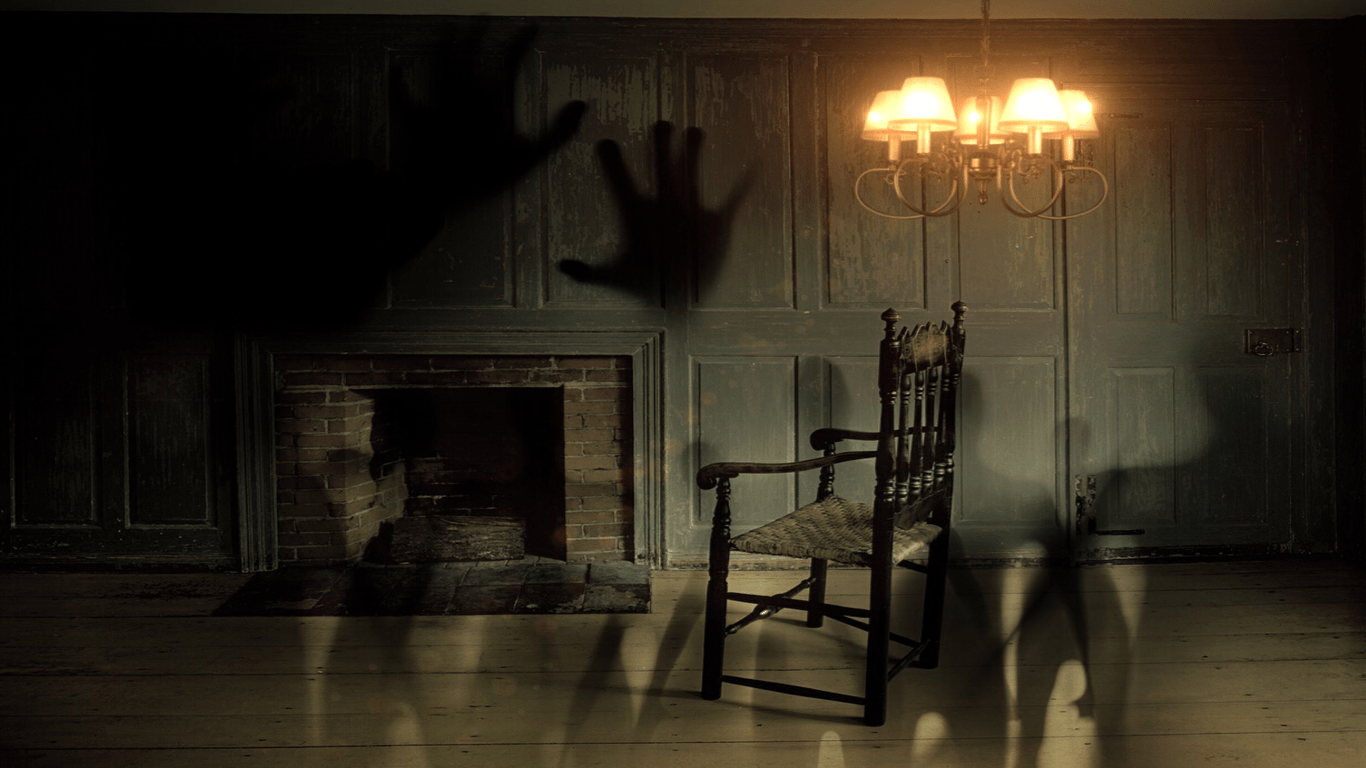 Seers can see what others can't https://pixabay.com/en/ghosts-gespenter-spooky-horror-572038/