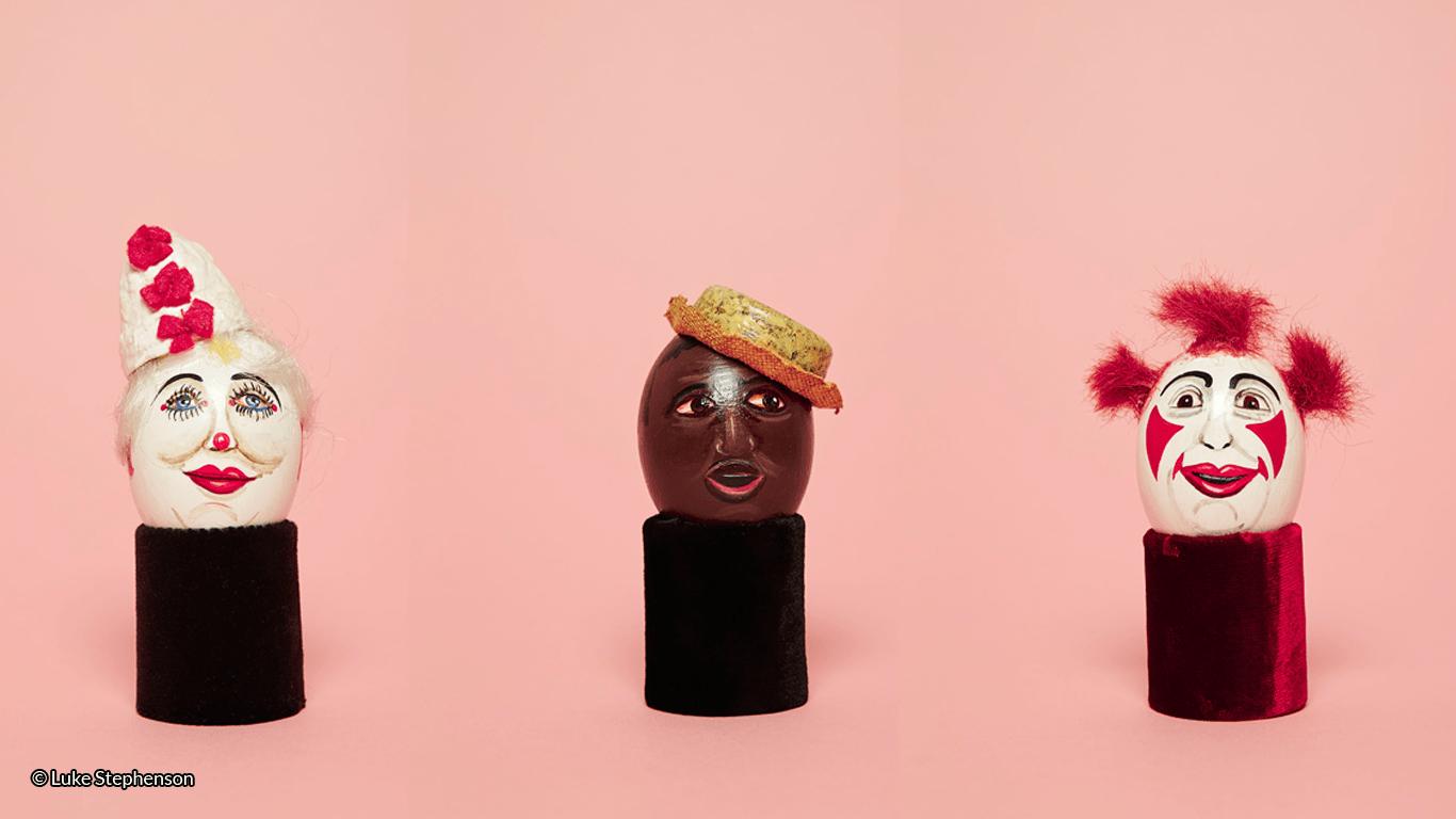 The Clown Egg Register © Luke Stephenson