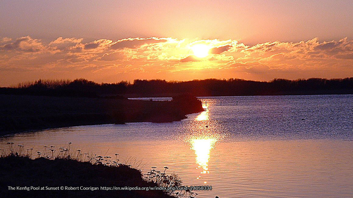 Welsh Lake Legends and Folklore: The Drowned Town of Kenfig