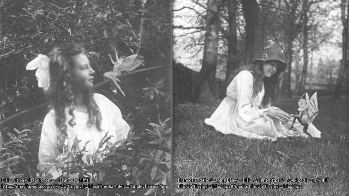 Curiouser and Curiouser: How the 100 Year Old Cottingley Fairies Hoax Just Got Better