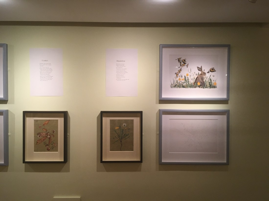 Photos from The Foundling Museum exhibition