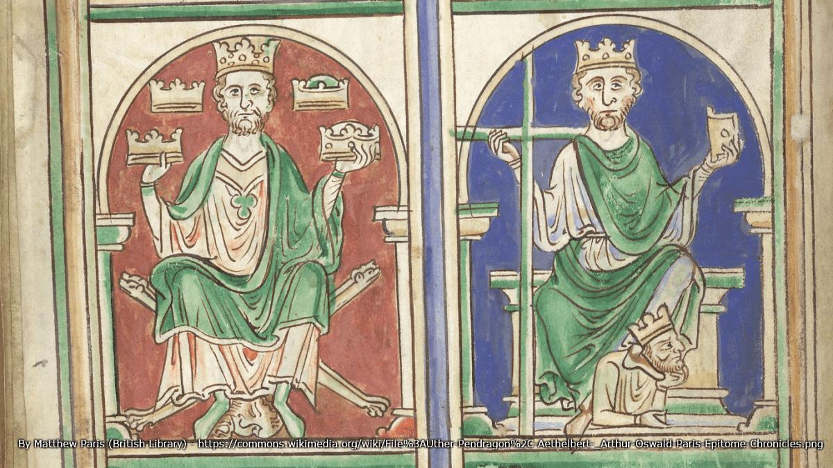 British Legends: The Lust of Uther Pendragon, Merlin's Prophecy and the Making of a King