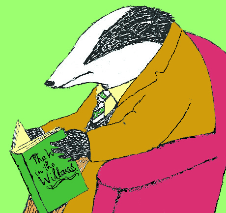 MR BADGER tells the story of The Wind in the Willows