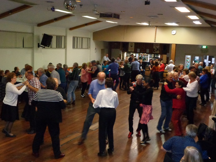 Bush Dance with Celtic Music Club of SA