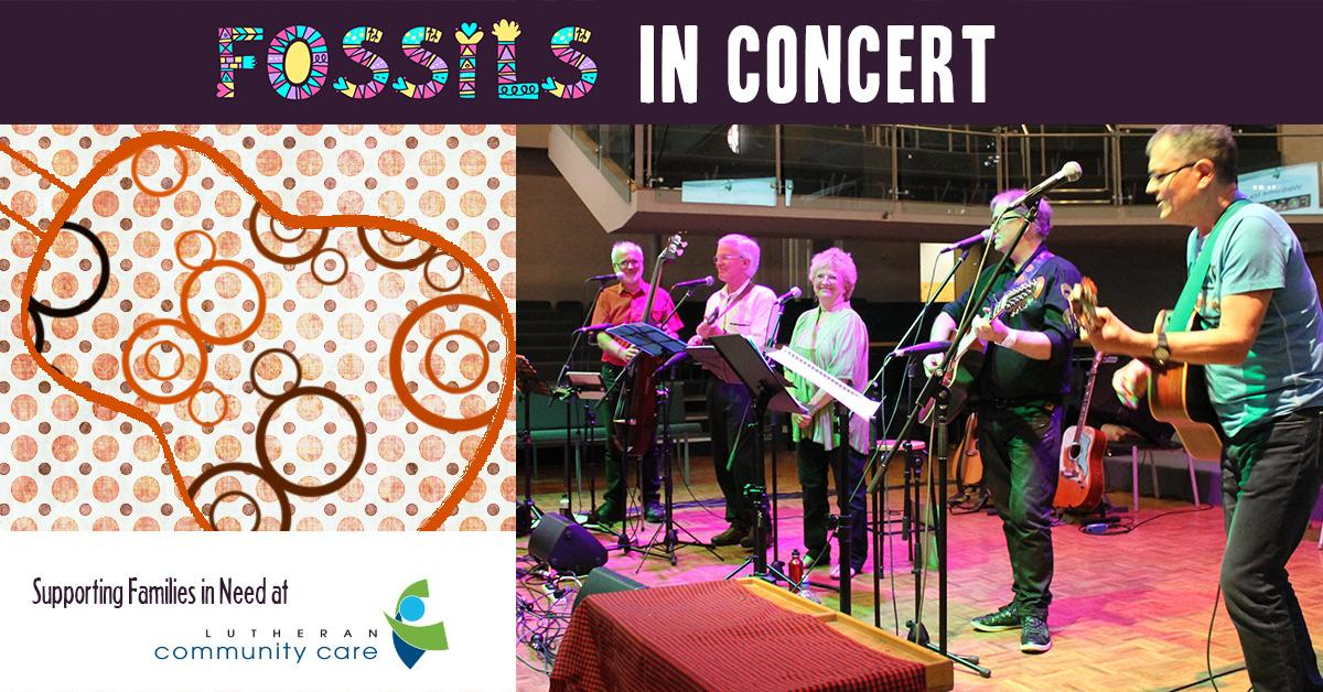 Fossils – Folkies of the Sixties Sing Iconic Legendary Songs
