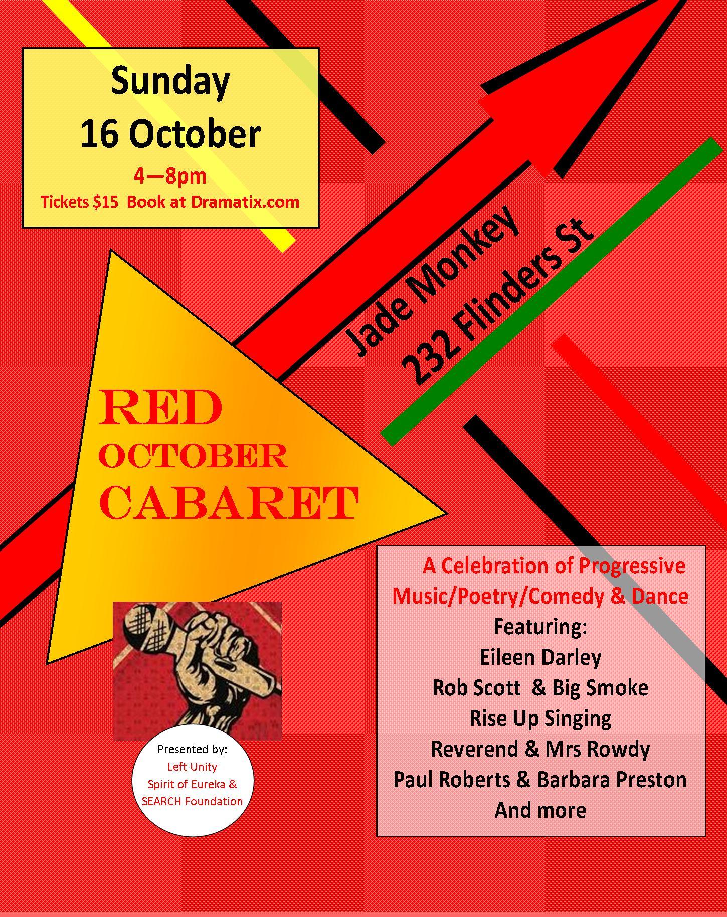 Red October Cabaret