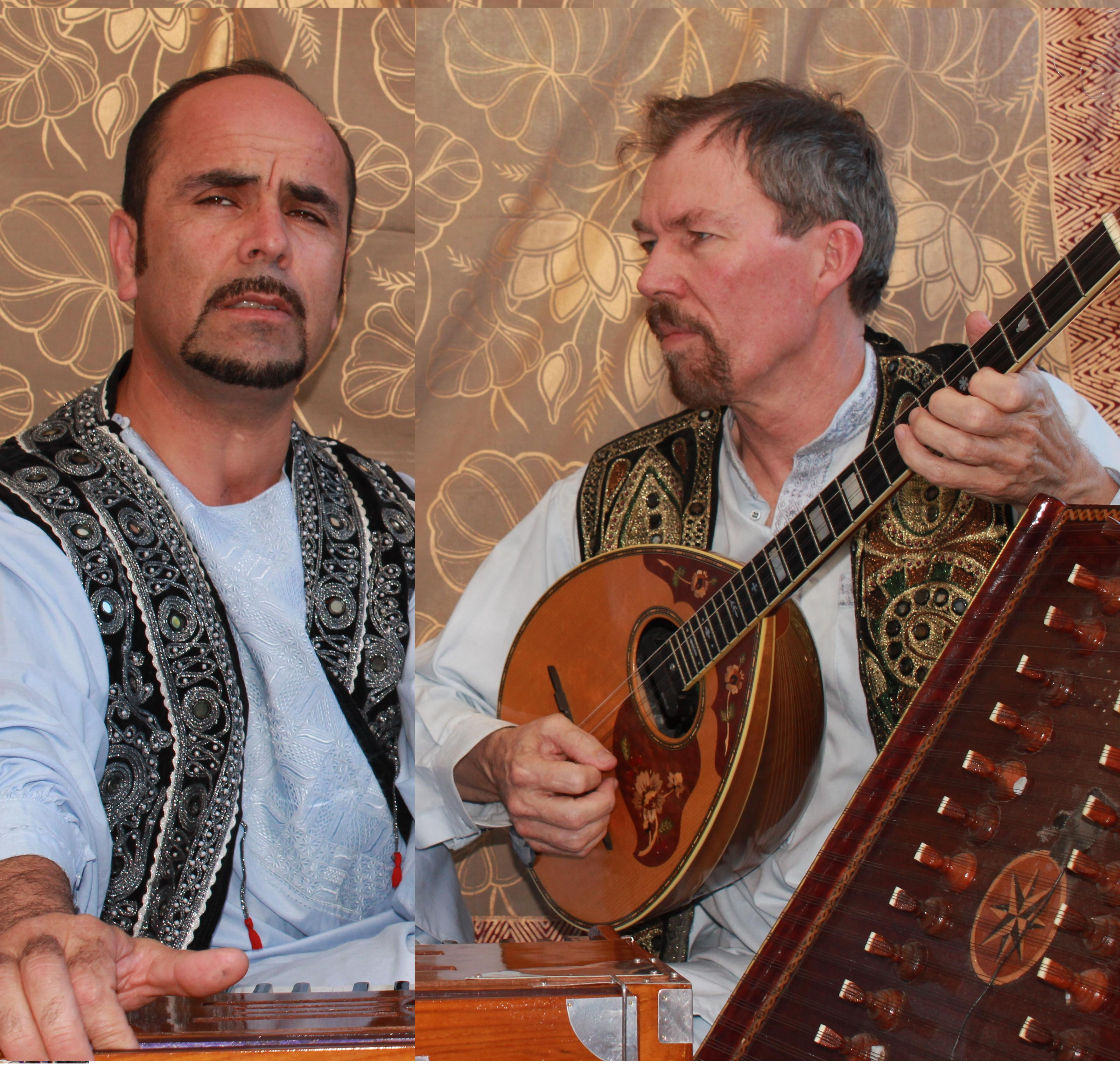 Sufi Soul Afghan World Music