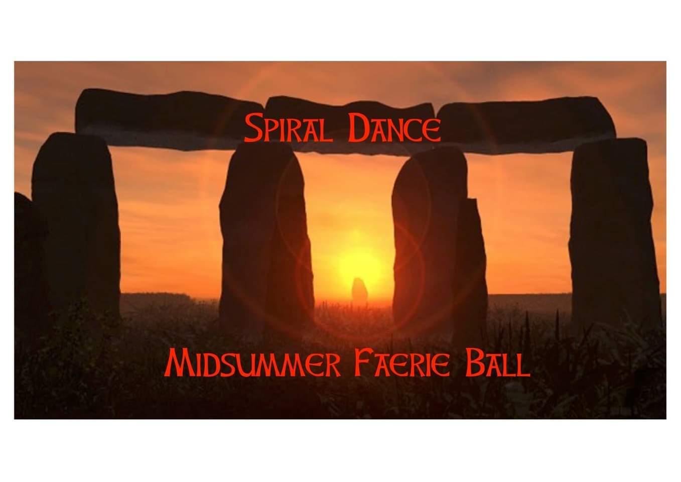 Spiral Dance – The Midsummer Faerie Ball