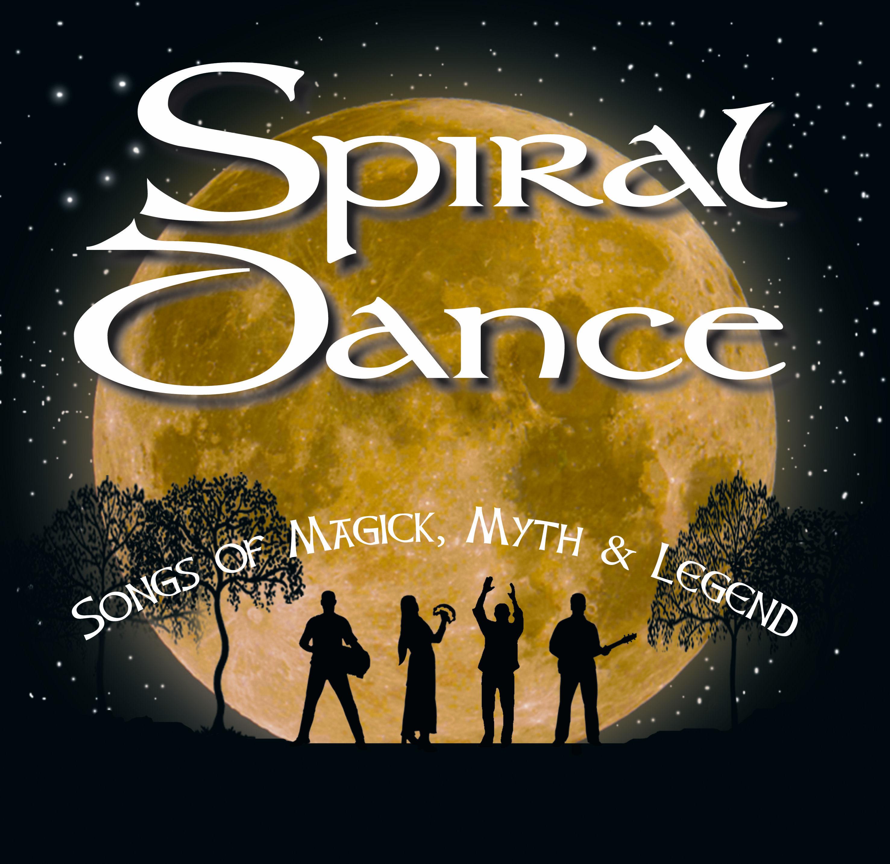 Spiral Dance 4, Jen Lush & Steve Lennox