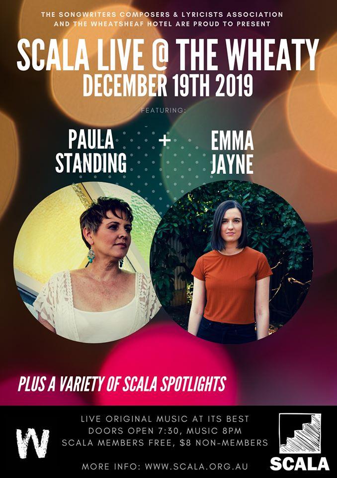 Paula Standing & Emma Jayne