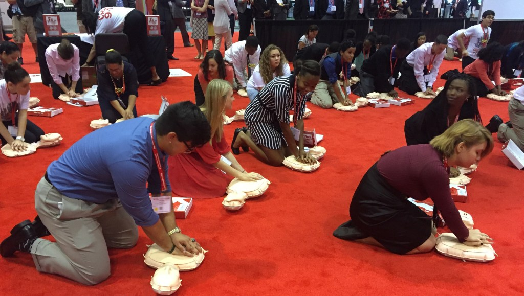 Cpr Classes Are Set For February Folkmoot Usa
