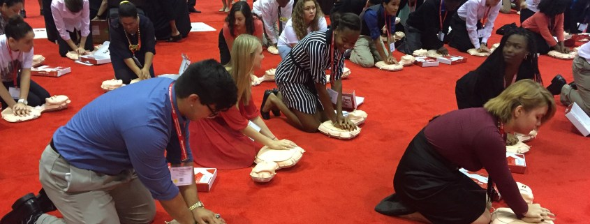 Folkmoot offers January CPR classes