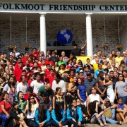 The Folkmoot Volunteer Spotlight for May