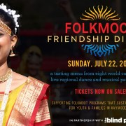 We're just getting started with Folkmoot 2018!